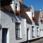 Les maisons brugeoises (Bruges)