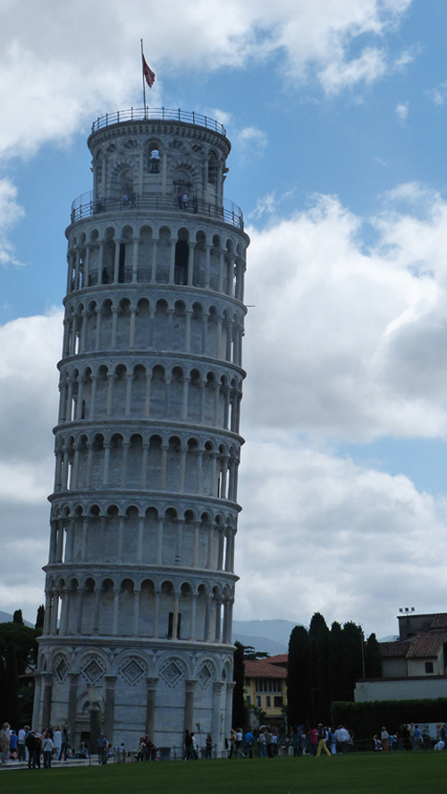 Tour de Pise (Italie)
