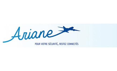 Voyagez en toute sécurité avec Ariane