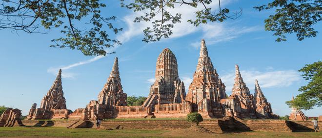 visiter ayutthaya en une journ u00e9e
