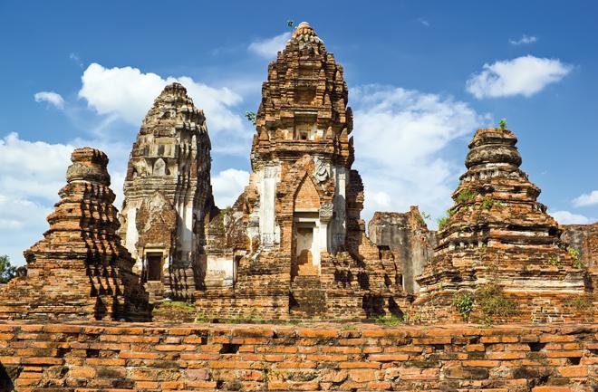 Le Wat Phra Si Rattana Mahathat