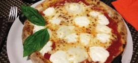 Pizza Di Bufala à Palerme (Italie)