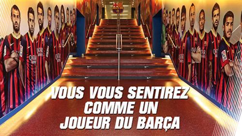 visiter le stade du camp nou  u00e0 barcelone