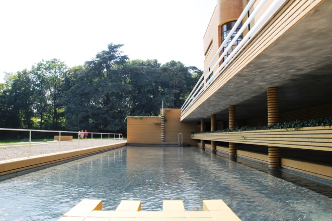 La magnifique Villa Cavrois près de Lille