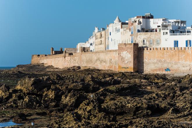 Essaouira, ville portuaire du Maroc