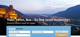 Site de comparaison de voyage GoEuro - planete3w
