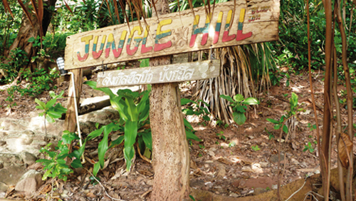 Jungle Hill Beach Bungalow (Thaïlande)
