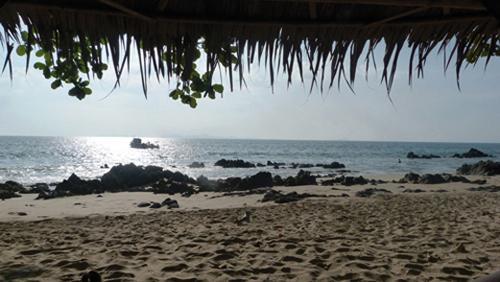 Découvrir une île quasi-déserte en Thaïlande