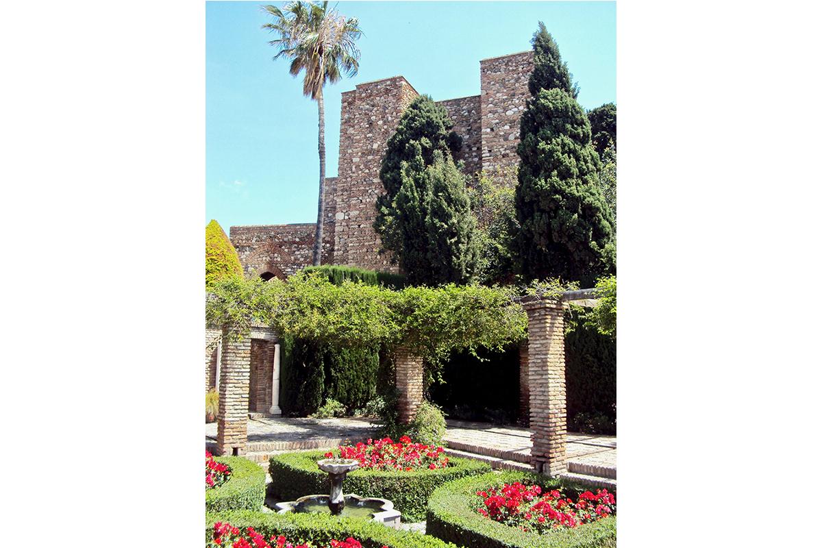 Alcazaba Malaga Roadtrip Andalousie Espagne