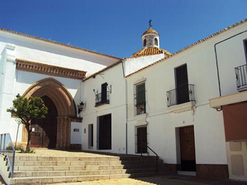 Le village d'Ubeda en Andalousie (Espagne)