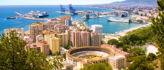 Visiter Malaga en une journée