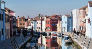 Visiter les îles Murano et Burano près de Venise
