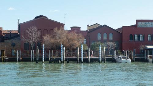 Les verreries de Murano une institution (Venise-Italie)