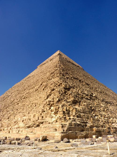 La pyramide de Khephren vu par le blog Voyage Way, invité sur Planete3w