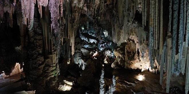 Cuevas-de-Nerja Espagne Grotte de Nerja