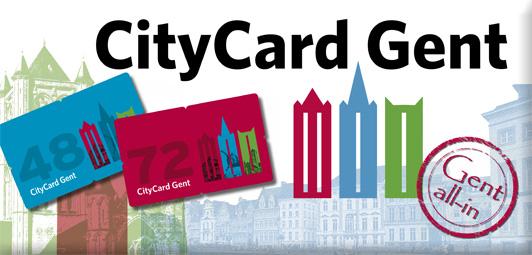 CityCard Gent : Visiter Gand en toute liberté