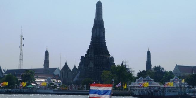 Le Wat Arun de Bangkok