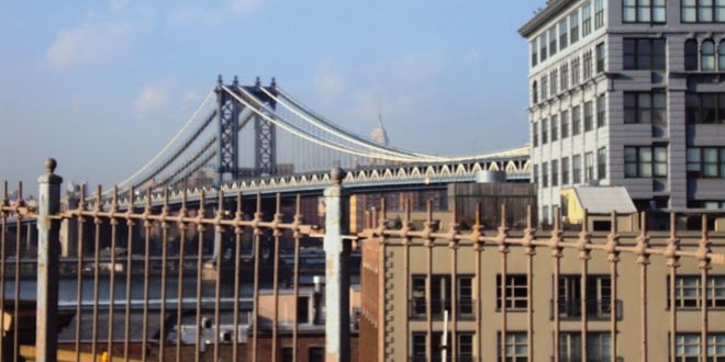 Brooklyn est un quartier beaucoup moins cher que Manhattan
