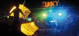 Full moon party en Thaïlande