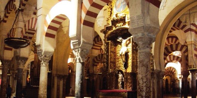 road trip en Andalousie : La Mezquita de Cordoue