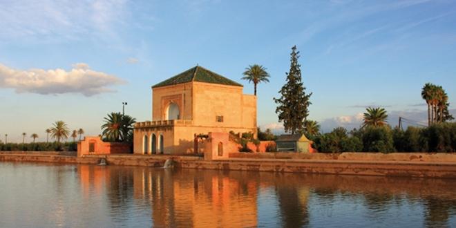 La ménara de Marrakech