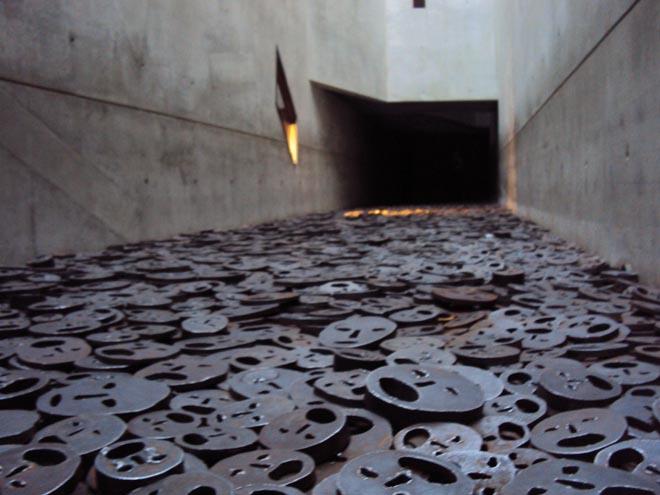 The Memory Void au musée Juif de Berlin