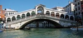 Le Pont du Rialto à Venise
