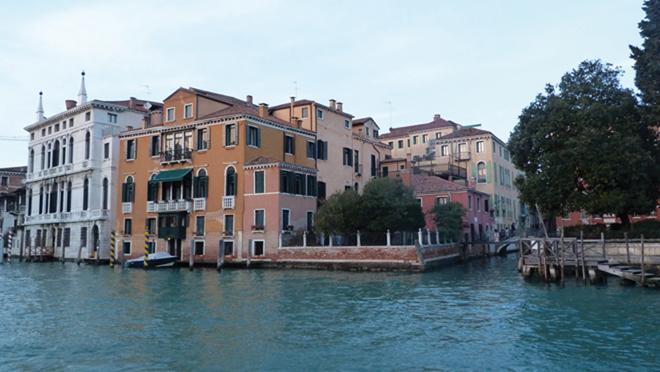 Le quartier populaire de San Croce à Venise