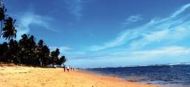 Plage de Praia Do Forte au Nord de Salvador de Bahia au Brésil par Planete3w