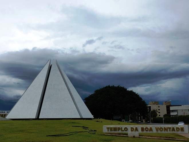 Le spirituel Templo da Boa Vontade de Brasilia