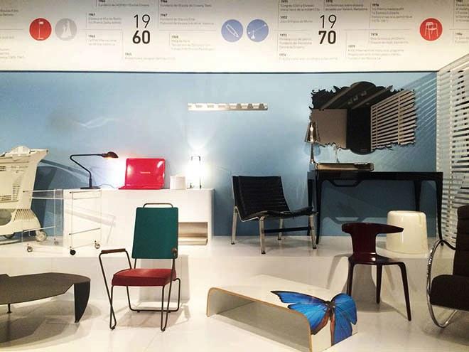 Étage 1 : Du monde au musée: design de produit, patrimoine culturel