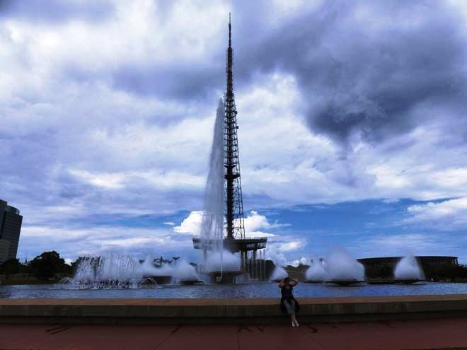 La tour de la Télévision de Brasília
