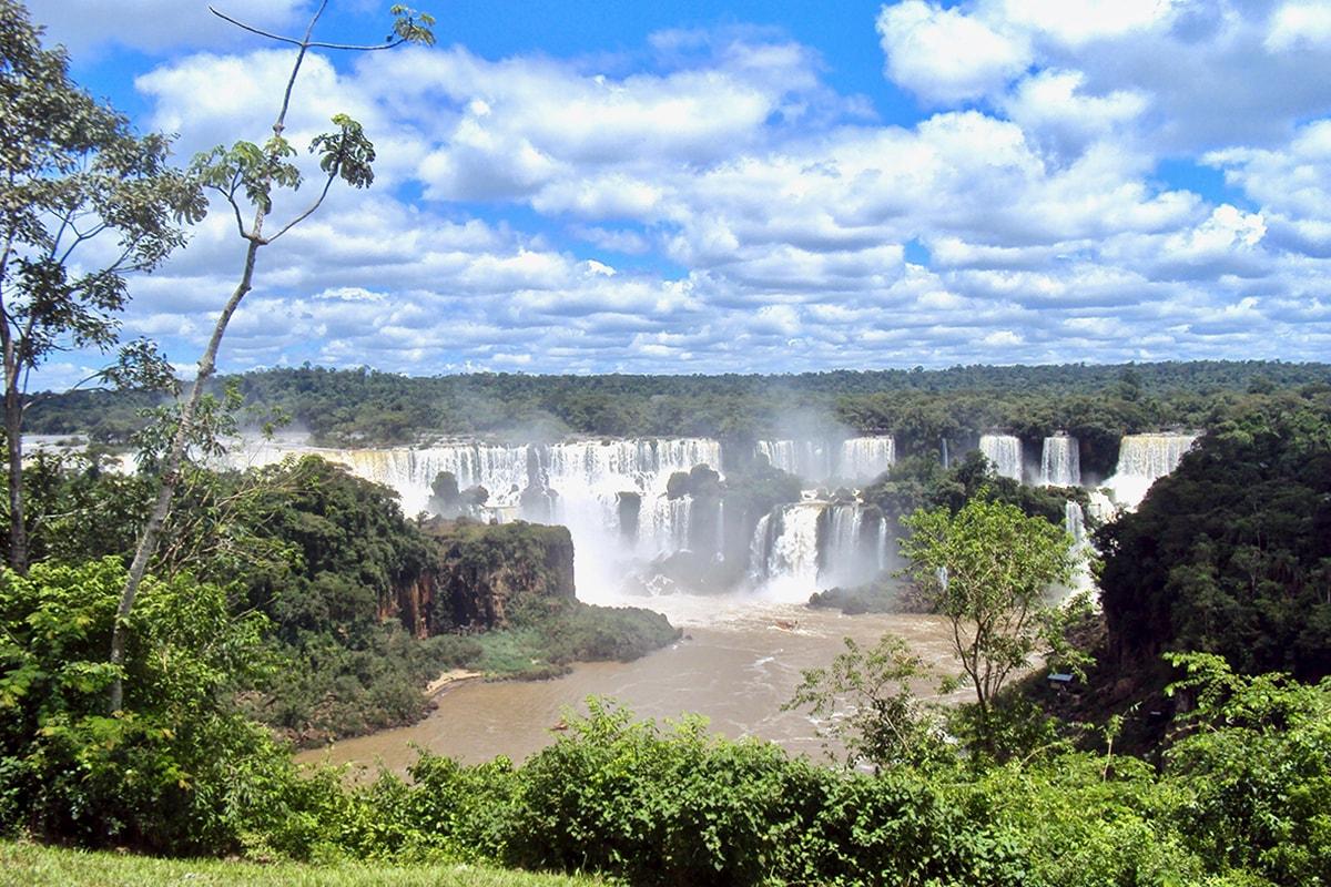 Grandeur Chutes Foz de Iguazu Bresil