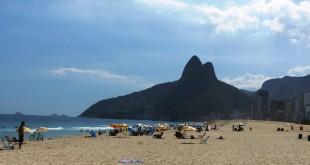 Rio de Janeiro plage d'Ipanema