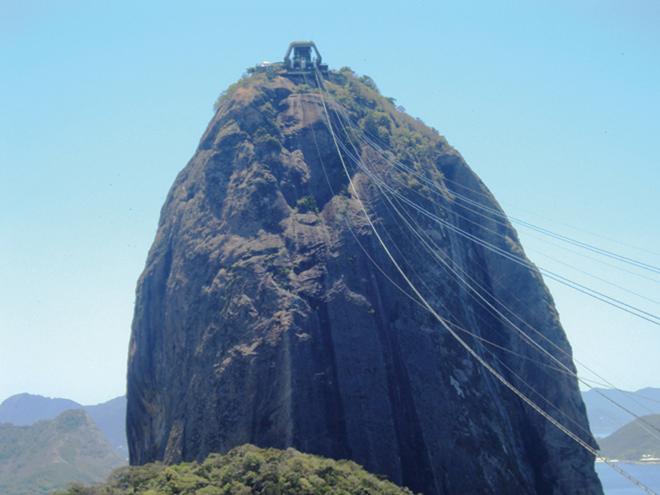 Le Pain de Sucre de Rio de Janeiro
