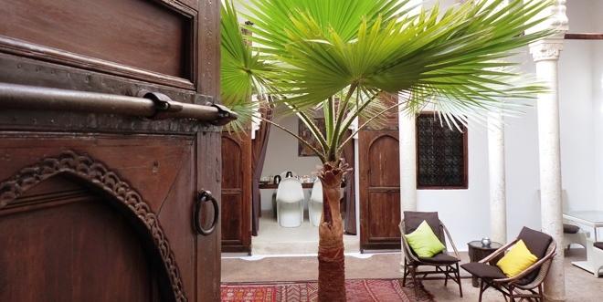 Bonne adresse : Riad Azahra à Rabat, tradition et modernité