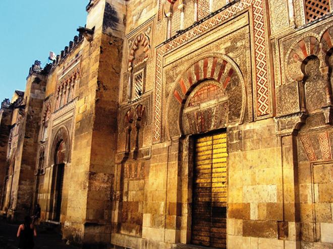 La grande Mosquée de Cordoue - mosquée et cathédrale - Andalousi