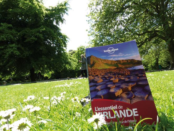 Visiter Dublin Planete3w parc St Stephen Green