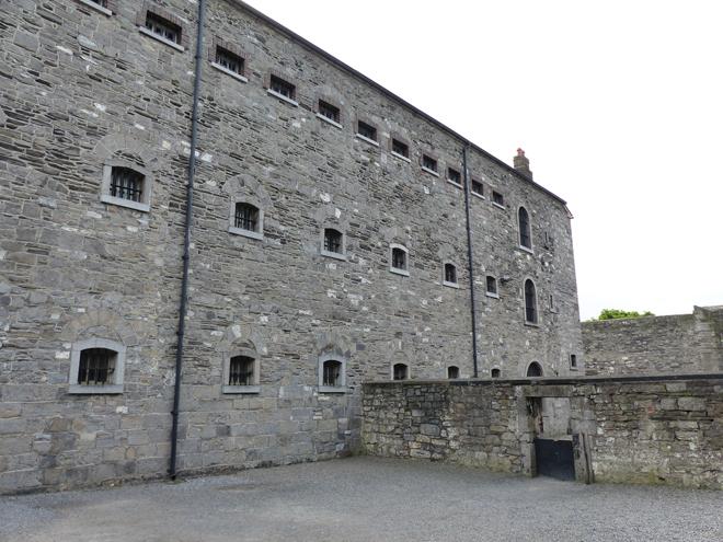 Visiter Dublin Planete3w vieille prison