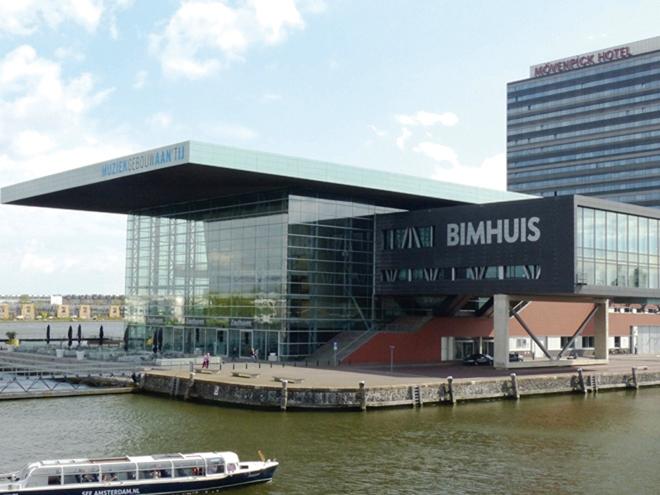 Bimhius une salle de concert à l'acoustique exceptionnelle à Amsterdam
