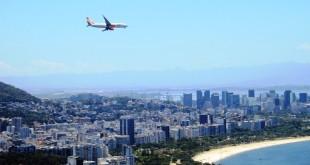 Voyager en avion au Brésil