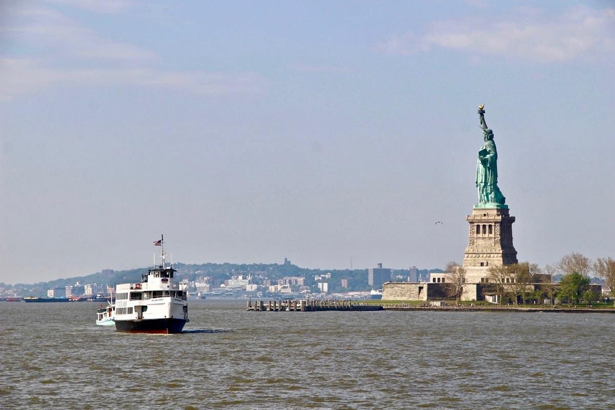 Voir La Statue De La Liberté Gratuitement Planete3w