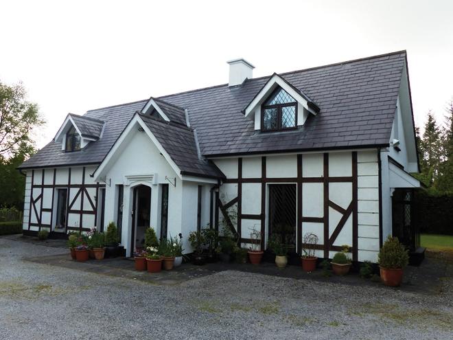 Le Tigh Cathain Bed & Breakfast un super cottage typique d'Irlande