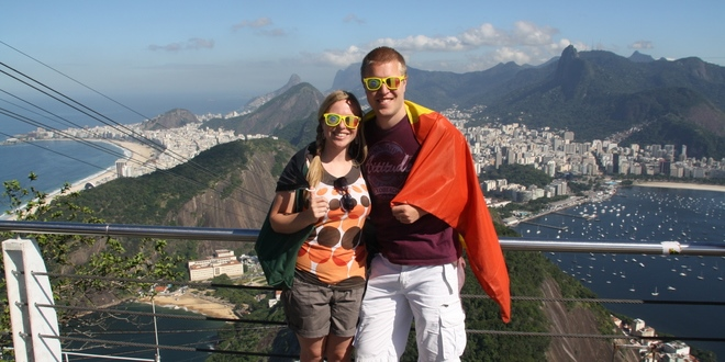 Le Brésil vu par Benjamin du blog AllantVers.com