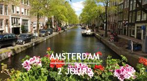 Citytrip : 2 jours à Amsterdam