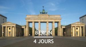 Citytrip : 4 jours à Berlin