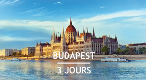 Citytrip : 3 jours à Budapest