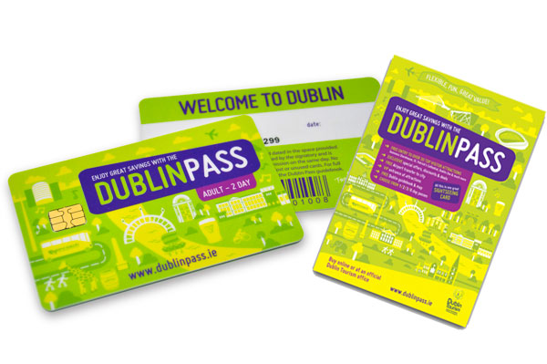 Le Dublin Pass pratique pour les visites