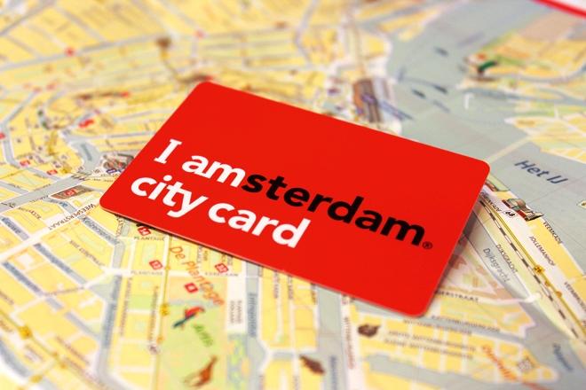 L'I amsterdam City Card permet de faire des économies à Amsterdam
