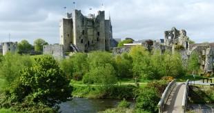 Trim une cité médiévale au Nord de Dublin